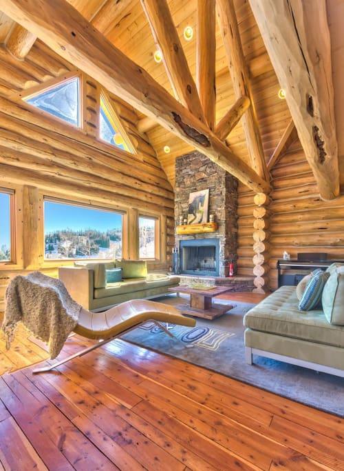 Utah Lodging / PMC 1 / Main Level / Living