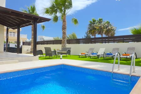 Nissi Golden Sands Villa (No.1) - Ayia Napa - Casa