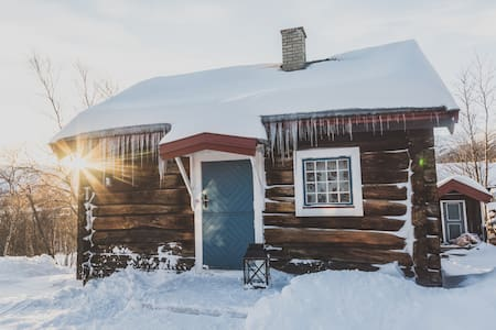 Old timber cabin, Geilo - Cottage