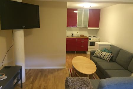 Affordable Studio Apartment - Apartment