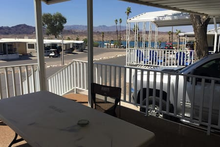 LAKE HAVASU RIVER HOUSE W/BOAT SLIP/PRIVATE LAUNCH - Rumah