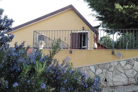 Appartamento Azzurra - Cammarata - Wohnung