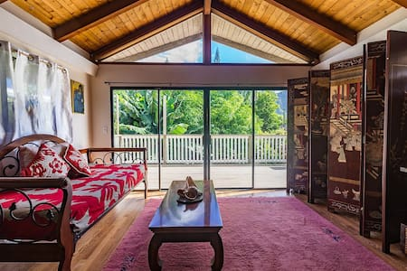Serene and Sublime Master Bedroom - Waimanalo - Hus