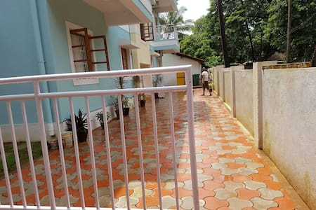 3 -Holy Cross Home Stay's - 1 BHK Apartment Goa. - Lakás