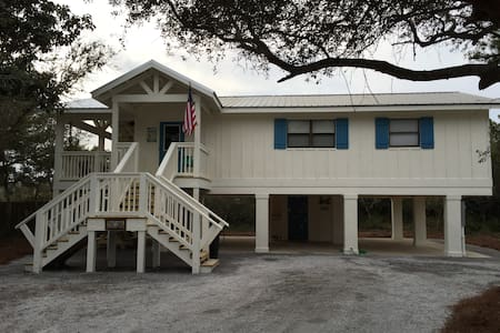 Cozy Beach Cottage on 30A near Seaside, Fla. - Hus