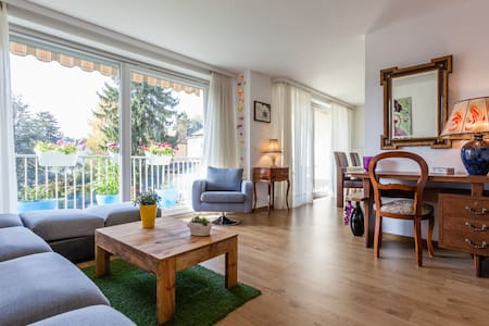 100 m² Appartement lumineux et chaleureux ! - Riedisheim