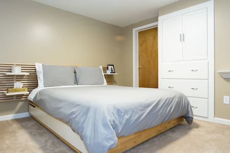 Cozy, Modern Room in Downtown Provo - Provo - Hus