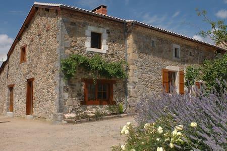 Suite Gites de Tartou Dordogne - Bussière-Badil