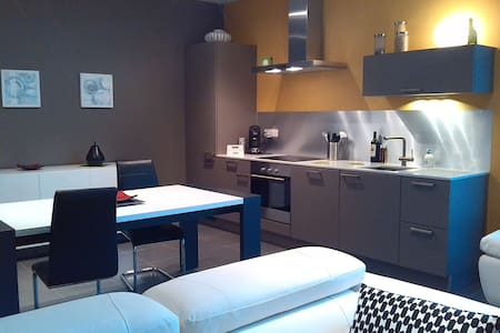 Studio/Appart Verviers-Spa Carol & Pascal - Condominium