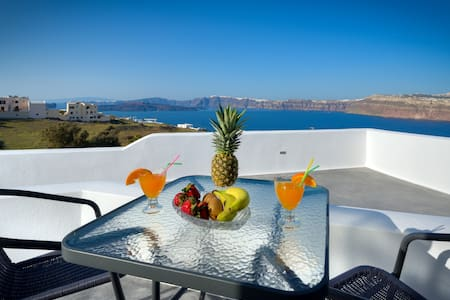 Pancratium villas - Akrotiri - Bed & Breakfast