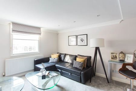 Stunning Flat In Heart Of Mayfair - London - Apartment