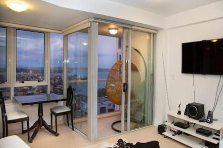 Studio with Harbour Bridge View - Appartamento