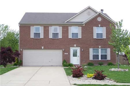Spacious House 10 mi from Speedway - Brownsburg - Talo