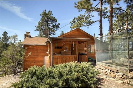 2 bdr 2 bath cabin - Evergreen