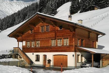 Chalet Fitzer - Apartment