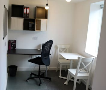 Studio Flat Farringdon Clerkenwell Holborn (406) - Apartment