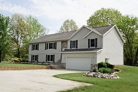 Modern French Country 5BR/3BA - Master En-Suite - Bridgman - Haus