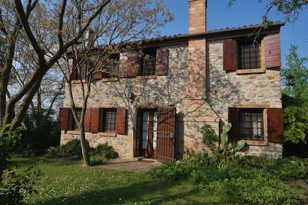 Quiet Cozy Stone House - Baone