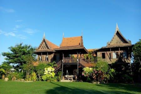 Thai cooking &homestay near Bangkok - Bed & Breakfast