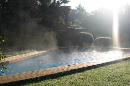 Superbe villa avec piscine - Pirque - Casa