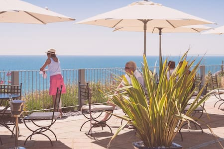 Double en-suite, Pebble Beach - Aamiaismajoitus