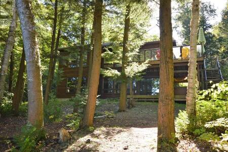 Muskoka Silver Pines Cottage - Parry Sound - Blockhütte