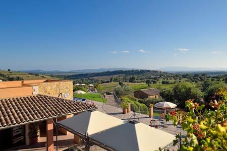 Confortevole appartamento bilocale - Magliano in Toscana