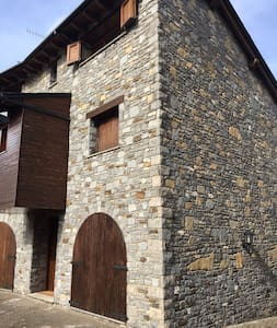 Preciosa casa centro Cerdanya entre 8 y 10 plazas - Urtx