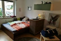 Geräumiges Zimmer in Bochumer Innenstadt