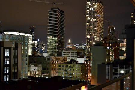 Loft Condo in Heart of King West