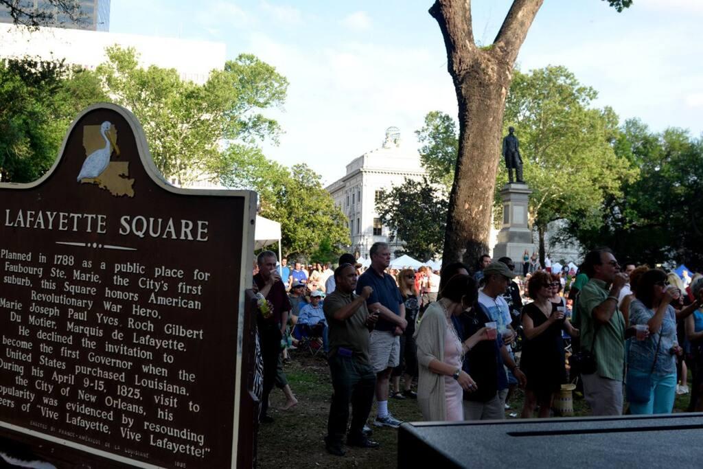 Attraction : Lafayette Square