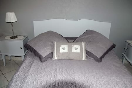 Chambre Printemps - Bed & Breakfast
