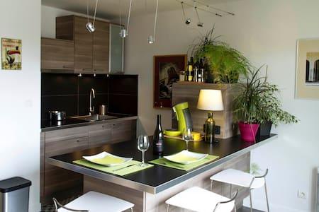 Appartement très fonctionnel, calme et lumineux - Apartment