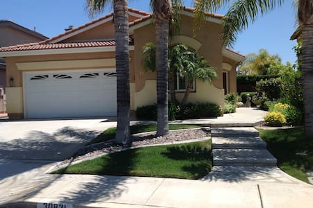 Ranch Home on Golf Course 1 mile from Wine Country - 特曼庫拉(Temecula) - 獨棟