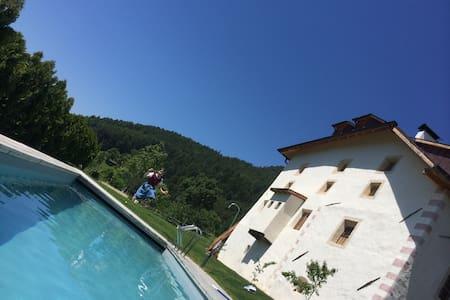 """Mitterstiller"" Dolomites-Relais - Ritten - Bed & Breakfast"
