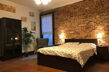 Comfy All-Inclusive Studio Apt at Charles Village - Baltimore