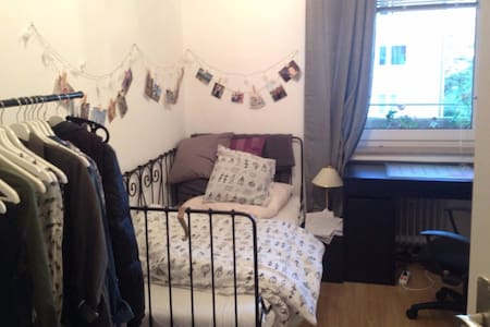 Einzelzimmer gut gelegen in Rosenheim - Apartament