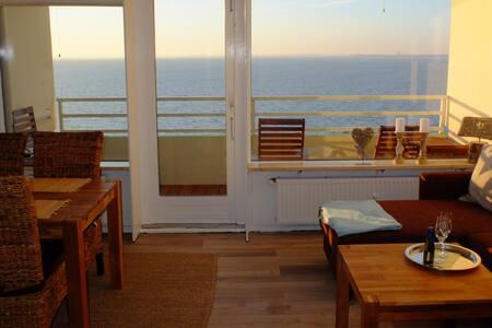 Ostsee Oase - Mehr Meer geht nicht - Lägenhet
