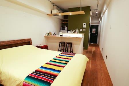 Cozy room for couple Shinjuku Tokyo - Shinjuku-ku
