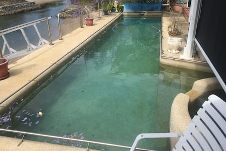 Self contained unit with pool acces - Surfers Paradise - Bed & Breakfast