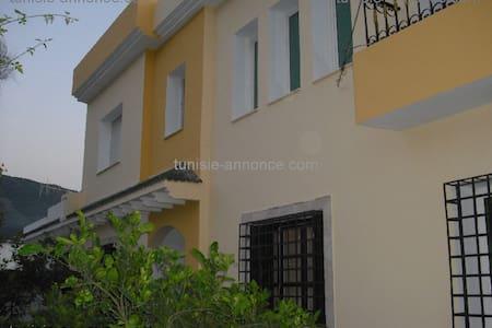 Belle Maison à Tabarka/Tunisie - Dom