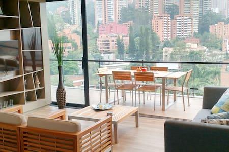 New Apart-suite, Energy Living - Medellín - Appartamento