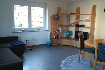 """Ferienwohngung """"Der Kurgast"""" - Wohnung"""