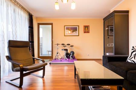Nice and Modern 2-bedroom Apartment - Kraków
