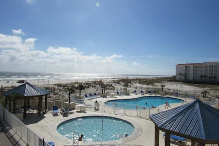 Sugar Beach Condominiums - Orange Beach - Condominium