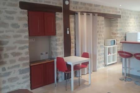 Appartement 48 m² proche gare et centre ville - Apartment