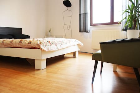 Room for 2 in a nice apartament - Appartement