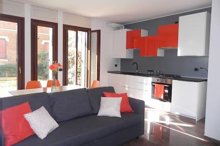 LUMINOSO BILOCALE DI FRONTE ALLA MM2 CERNUSCO - Cernusco sul Naviglio - Apartment