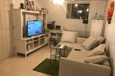 Private room in a really nice apartment Flushing! - Queens - Íbúð
