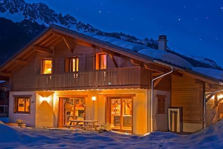 Chalet Sanaz: 113939 - Chamonix-Mont-Blanc